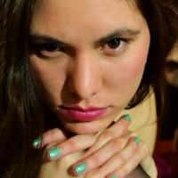 Inda Morena. Modelo fotográfica de Amílcar Moretti. Jueves 26 de setiembre 2013. Argentina.