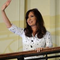 Cristina Kirchner 600 pesos