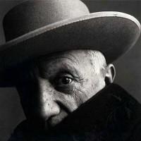 Picasso,  Inving Penn