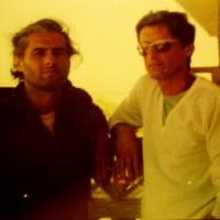 Ricardo con Bebe, La Lucila 1984