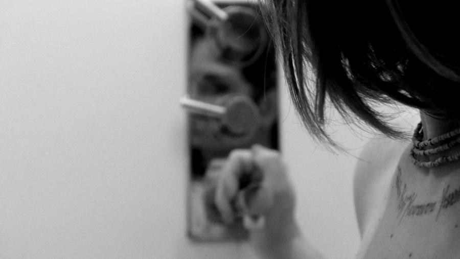 Foto por AMILCAR MORETTI. Viernes 25 de agosto del 2017, ed. Buenos Aires. Suite de hotel del barrio tradicional de San Telmo, en la calle México al 800. Buenos Aires. Argentina.