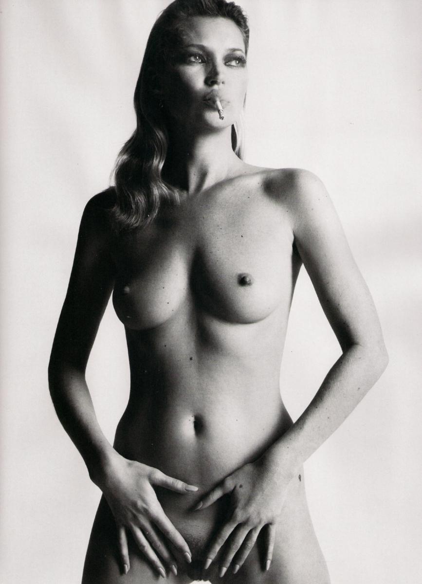 Mert Alas y Marcus Piggott hace unos años ya con Kate Moss en desnudo
