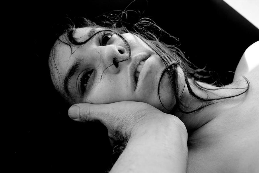 """Foto por AMILCAR MORETTI. """"Belén conmigo"""". Sábado 29 de setiembre del 2017, madrugada,ed. Argentina."""