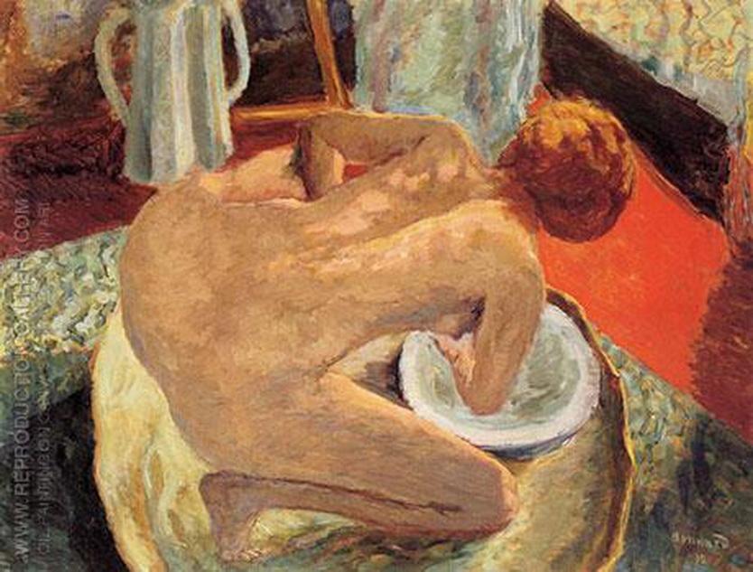 PIERRE BONNARD, 1912.