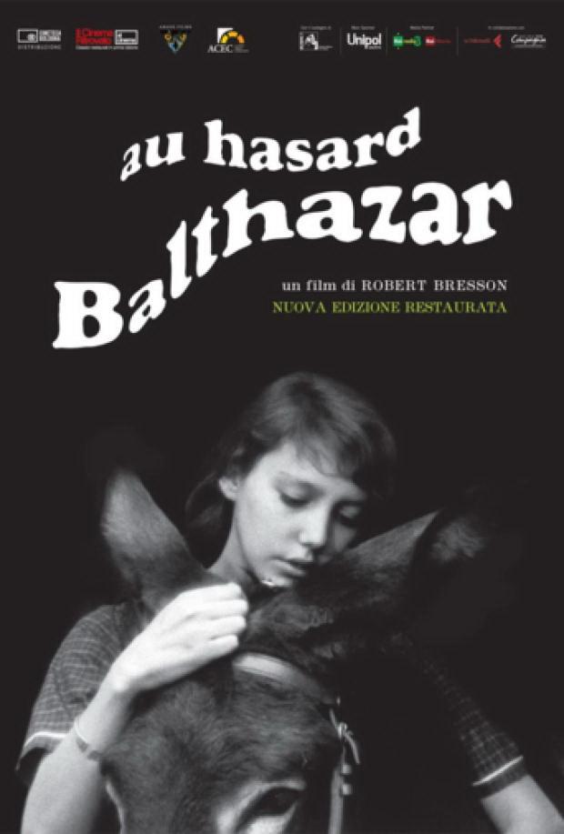 """""""Al azar Balthasar"""" (1966), de Robert Bresson. (de ABC.es)"""