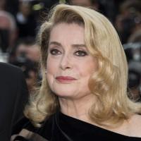 Cateherine Deneuve, una leyenda del cine francés. Primera dama de Truffaut y Buñuel, entre otros grandes del cine.