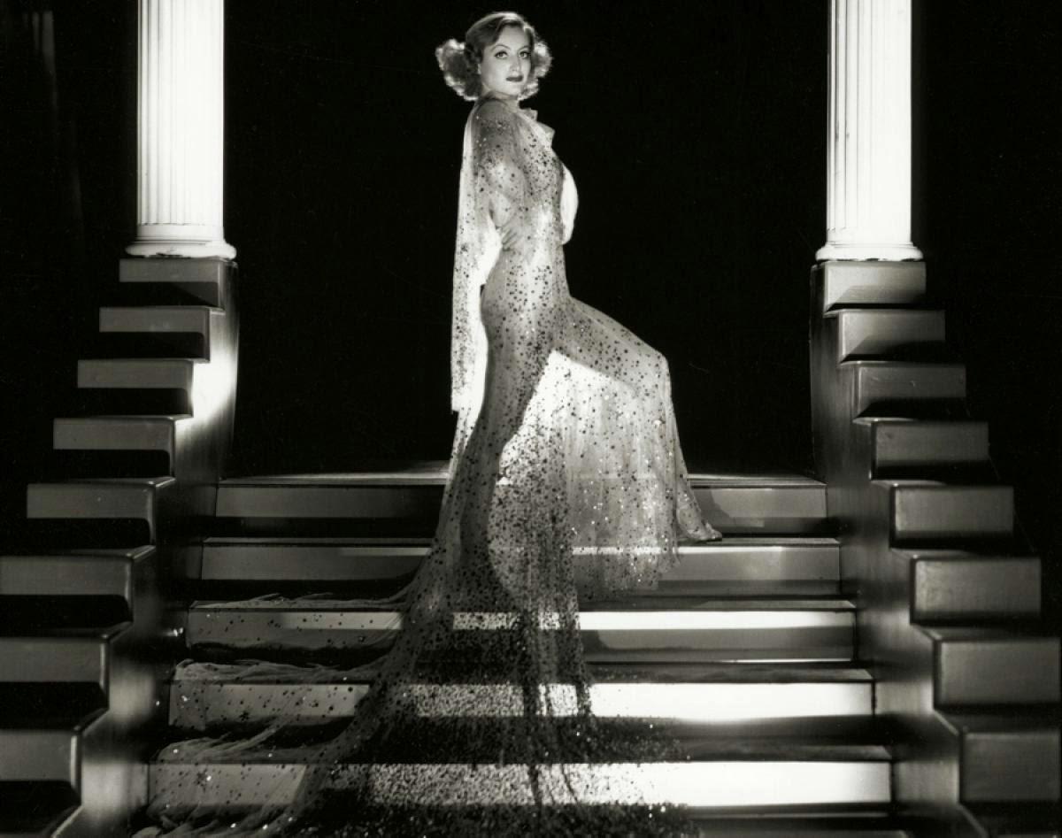 JOAN CRAFORD DESNUDA, hace más de medio siglo, en Hollywood