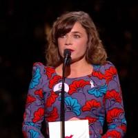 Blanche Gardin, en Cannes 2018