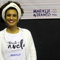 MARIELLE FRANCO DA SILVA. Asesinada el miércoles en Río de Janeiro. Concejala y  militante socialista brasileña nacida en 1979. concejala