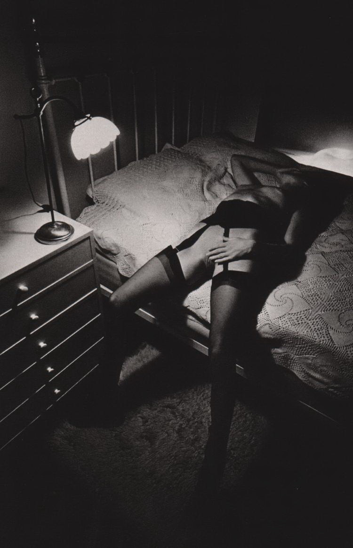 Fotografía del célebre fotógrafo francés JEAN-LOUP SIEFF (1933-2000). Se trata de una copia de 6 por 9 centímetros de 1974 que se remata en apenas 200 dólares.
