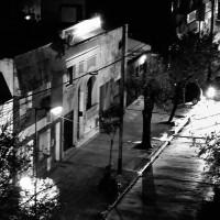 Imagen creada por AMILCAR MORETTI. Martes 15 de mayo del 2018. Dúplex cuarto piso de calle 46 y 15, en La Plata (a 60 kilómetros del sur de Buenos Aires ciudad). Argentina.