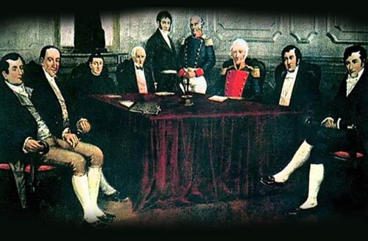 FRANCISCO FORTUNY. Primera Junta de Gobierno Patrio.
