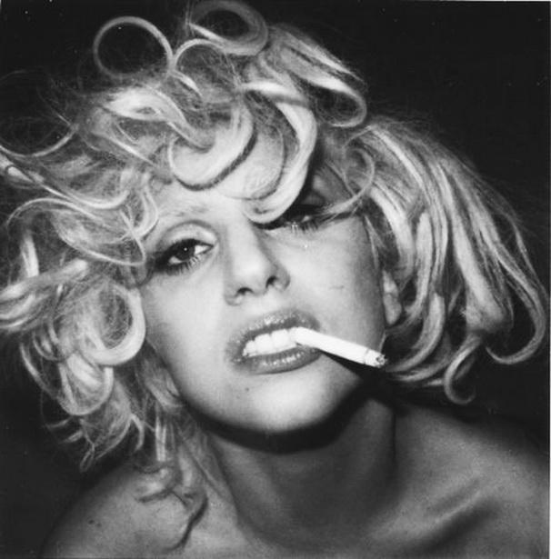 ARAKI. Lady Gaga