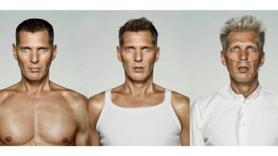 ERWIN OLAFF, celebrado fotógrafo holándés nacido en 1959 en Hilversum. Vine en Amsterdam.