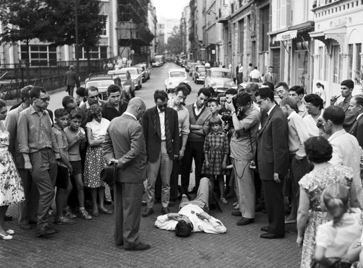 """""""SIN ALIENTO"""", DE GODARD EN 1960, OTRO CLÁSICO QUE ANTICIPA LA DESTITUCION DE CIERTA FORMA DE MASCULINIDAD DENTRO DE UN SISTEMA MUNDIAL MÁS ALIENADO Y BRUTAL, CLASISTA Y RACISTA."""