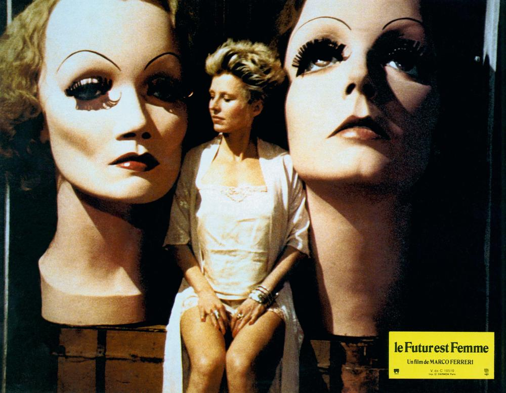 """""""EL FUTURO ES MUJER"""" (1984), ANTICIPA MARCO FERRERI, GRAN DIRECTOR ÍTALO-FRANCO-ESPAÑOL HOY ALGO OLVIDADO"""