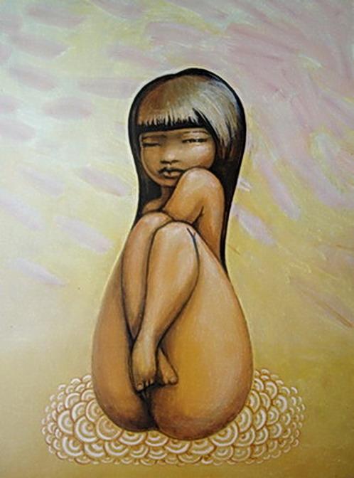 Obra de FRANCISCO UNGARO. Artista nacido en La Plata, 2011. Blogspot.