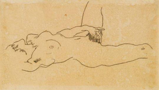 EGON SCHIELE (1890-1918, Austria)