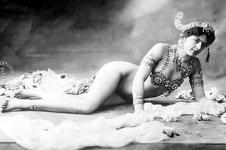 Mata Hari (fotógrafo no identificado)