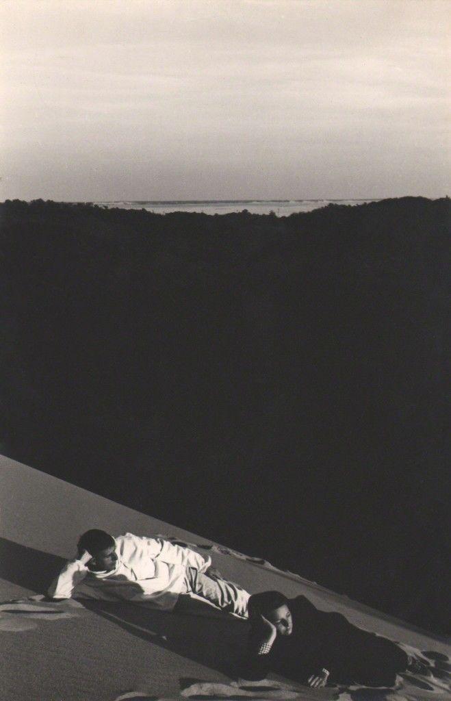 PaJaMa Paul Cadmus, Margaret French, Provincetown, ca. 1947 Keith de Lellis Gallery