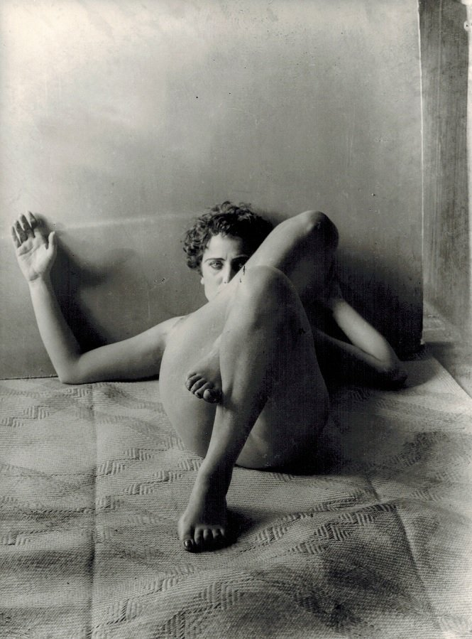 Martha Debayle por Edward Weston